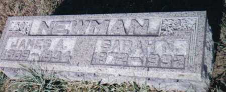 MCCANN NEWMAN, SARAH M. - Adams County, Ohio | SARAH M. MCCANN NEWMAN - Ohio Gravestone Photos