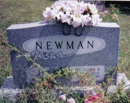 NEWMAN, VELMA L. - Adams County, Ohio | VELMA L. NEWMAN - Ohio Gravestone Photos
