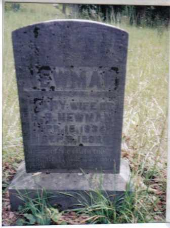 NEWMAN, MARY - Adams County, Ohio | MARY NEWMAN - Ohio Gravestone Photos