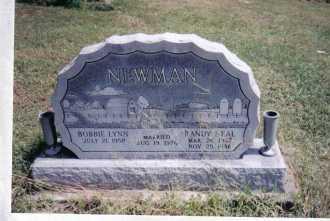 NEWMAN, RANDY NEAL - Adams County, Ohio | RANDY NEAL NEWMAN - Ohio Gravestone Photos