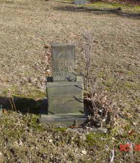 NEWMAN, STELLA - Adams County, Ohio | STELLA NEWMAN - Ohio Gravestone Photos
