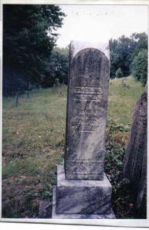 NEWMAN, THOMAS - Adams County, Ohio | THOMAS NEWMAN - Ohio Gravestone Photos