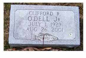 O'DELL, CLIFFORD R. JR. - Adams County, Ohio   CLIFFORD R. JR. O'DELL - Ohio Gravestone Photos