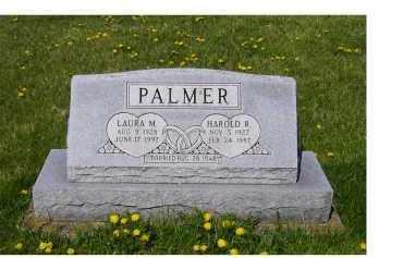 PALMER, HAROLD R. - Adams County, Ohio | HAROLD R. PALMER - Ohio Gravestone Photos