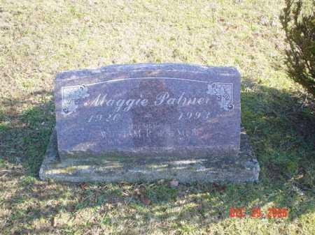 PALMER, MAGGIE - Adams County, Ohio   MAGGIE PALMER - Ohio Gravestone Photos