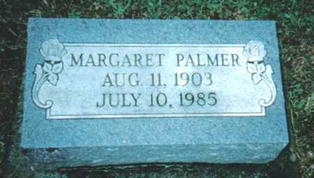 PALMER, MARGARET - Adams County, Ohio | MARGARET PALMER - Ohio Gravestone Photos