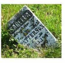 PATTERSON, ISABELLA - Adams County, Ohio | ISABELLA PATTERSON - Ohio Gravestone Photos