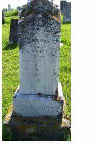 PENNYWITT, M. AGNES - Adams County, Ohio | M. AGNES PENNYWITT - Ohio Gravestone Photos