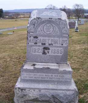 PHILLIPS, MARGARET - Adams County, Ohio | MARGARET PHILLIPS - Ohio Gravestone Photos