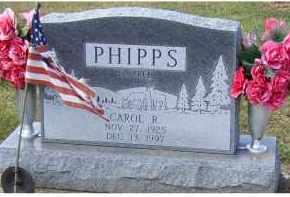 PHIPPS, CAROL R. - Adams County, Ohio   CAROL R. PHIPPS - Ohio Gravestone Photos