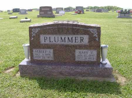 NAYLOR PLUMMER, MARY VELMA - Adams County, Ohio | MARY VELMA NAYLOR PLUMMER - Ohio Gravestone Photos