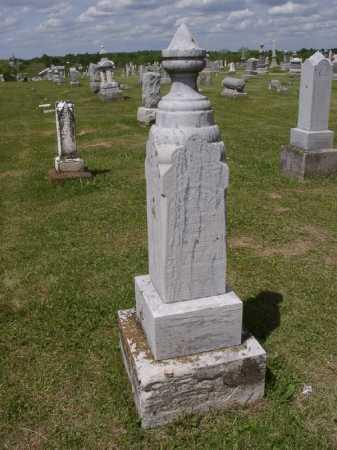 WRIGHT PLUMMER, ELIZABETH - Adams County, Ohio | ELIZABETH WRIGHT PLUMMER - Ohio Gravestone Photos