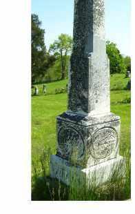 POTTS, ANDREW - Adams County, Ohio | ANDREW POTTS - Ohio Gravestone Photos