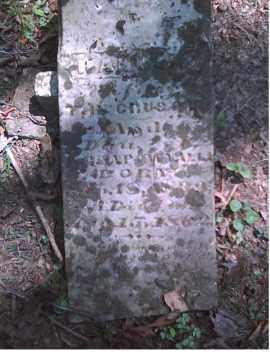 POWNALL, HANNAH - Adams County, Ohio   HANNAH POWNALL - Ohio Gravestone Photos