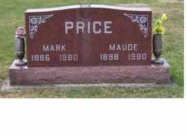 PRICE, MARK - Adams County, Ohio   MARK PRICE - Ohio Gravestone Photos