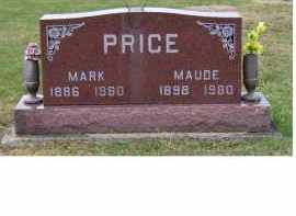 PRICE, MAUDE - Adams County, Ohio | MAUDE PRICE - Ohio Gravestone Photos