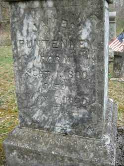 PUNTENNEY, JAMES - Adams County, Ohio | JAMES PUNTENNEY - Ohio Gravestone Photos