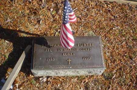PURTEE, RICHARD - Adams County, Ohio | RICHARD PURTEE - Ohio Gravestone Photos