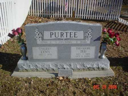 PURTEE, COLLEEN LYNN - Adams County, Ohio   COLLEEN LYNN PURTEE - Ohio Gravestone Photos