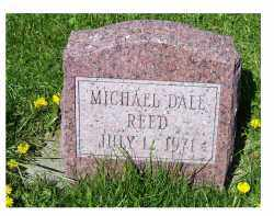 REED, MICHAEL - Adams County, Ohio | MICHAEL REED - Ohio Gravestone Photos