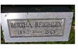 REIGHLEY, BERTHA - Adams County, Ohio | BERTHA REIGHLEY - Ohio Gravestone Photos