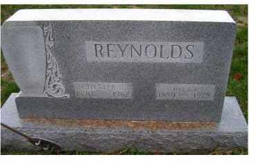 REYNOLDS, INEZ E. - Adams County, Ohio | INEZ E. REYNOLDS - Ohio Gravestone Photos