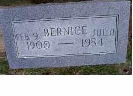 RIFFLE, BERNICE - Adams County, Ohio | BERNICE RIFFLE - Ohio Gravestone Photos