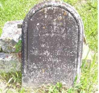 ROGERS, MARY - Adams County, Ohio | MARY ROGERS - Ohio Gravestone Photos