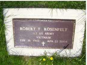 ROSENFELT, ROBERT T. - Adams County, Ohio | ROBERT T. ROSENFELT - Ohio Gravestone Photos