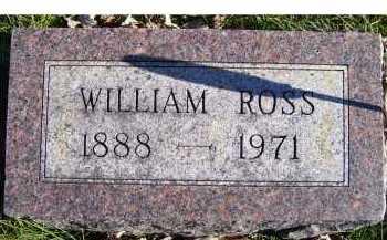 ROSS, WILLIAM - Adams County, Ohio | WILLIAM ROSS - Ohio Gravestone Photos
