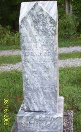 ROTHWELL, IVY F - Adams County, Ohio | IVY F ROTHWELL - Ohio Gravestone Photos