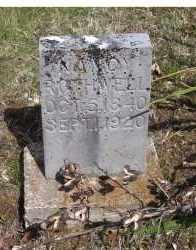 ROTHWELL, NANCY - Adams County, Ohio | NANCY ROTHWELL - Ohio Gravestone Photos