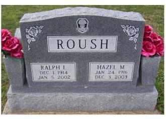 ROUSH, HAZEL M. - Adams County, Ohio   HAZEL M. ROUSH - Ohio Gravestone Photos