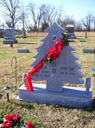 RUDD, JUDY LEE - Adams County, Ohio | JUDY LEE RUDD - Ohio Gravestone Photos