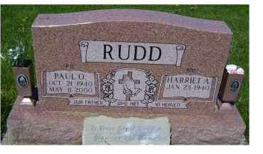 RUDD, PAUL O. - Adams County, Ohio | PAUL O. RUDD - Ohio Gravestone Photos