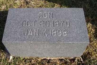 SEAMAN, (UNKNOWN) - Adams County, Ohio | (UNKNOWN) SEAMAN - Ohio Gravestone Photos