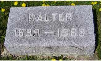 SETTY, WALTER - Adams County, Ohio | WALTER SETTY - Ohio Gravestone Photos