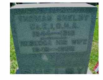 SHELBY, REBECCA - Adams County, Ohio | REBECCA SHELBY - Ohio Gravestone Photos