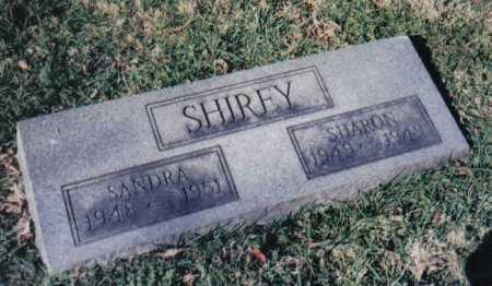 SHIREY, SANDRA - Adams County, Ohio | SANDRA SHIREY - Ohio Gravestone Photos