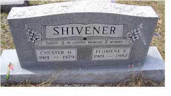 SHIVENER, CHESTER H. - Adams County, Ohio | CHESTER H. SHIVENER - Ohio Gravestone Photos
