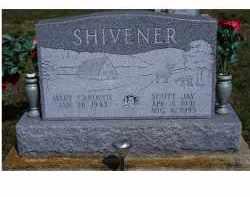 SHIVENER, SCOTT JAY - Adams County, Ohio | SCOTT JAY SHIVENER - Ohio Gravestone Photos