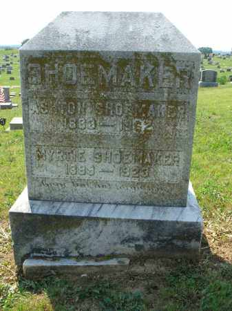 SHOEMAKER, ASHTON - Adams County, Ohio | ASHTON SHOEMAKER - Ohio Gravestone Photos