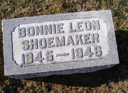SHOEMAKER, BONNIE LEON - Adams County, Ohio   BONNIE LEON SHOEMAKER - Ohio Gravestone Photos