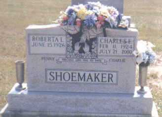 SHOEMAKER, CHARLES E. - Adams County, Ohio | CHARLES E. SHOEMAKER - Ohio Gravestone Photos