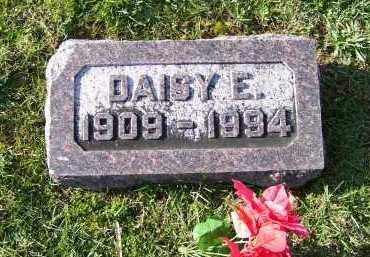 SHOEMAKER, DAISY E. - Adams County, Ohio   DAISY E. SHOEMAKER - Ohio Gravestone Photos