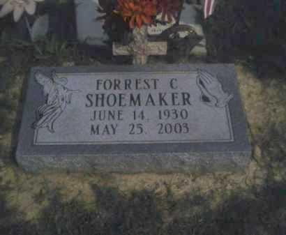 SHOEMAKER, FORREST C. - Adams County, Ohio | FORREST C. SHOEMAKER - Ohio Gravestone Photos