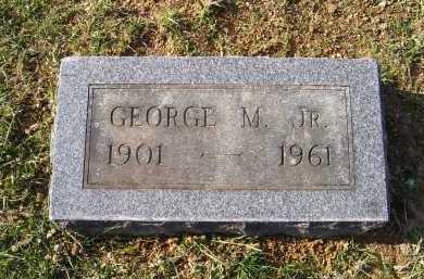 SHOEMAKER, GEORGE M. JR. - Adams County, Ohio   GEORGE M. JR. SHOEMAKER - Ohio Gravestone Photos