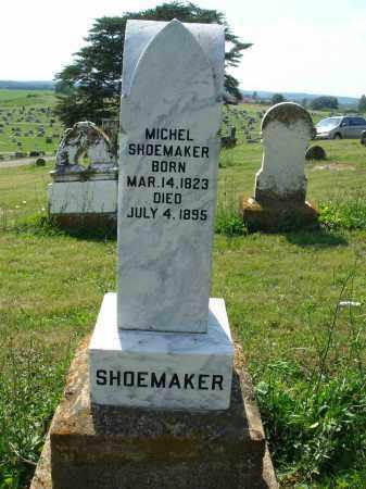 SHOEMAKER, MICHEL - Adams County, Ohio | MICHEL SHOEMAKER - Ohio Gravestone Photos