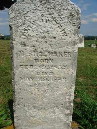 SHOEMAKER, M. - Adams County, Ohio | M. SHOEMAKER - Ohio Gravestone Photos
