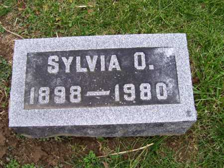 DAY SHOEMAKER, SYLVIA O. - Adams County, Ohio | SYLVIA O. DAY SHOEMAKER - Ohio Gravestone Photos